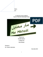 Mar Mikhael et Marketing urbain