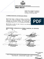 Plo 003 de 2013 Fortaleza