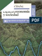 Espacio Economia y Sociedad