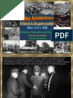 Fotos históricas de la segunda guerra mundial