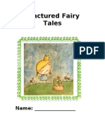 Fractured Fairy Tales Planning Pages