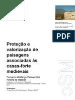 Proteção e Valorização de Paisagens Associadas às Casas-forte Medievais