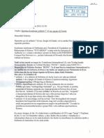 Protesta di FUVAREKO kontra konseshon 20 ana den haf