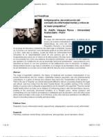 60284167 Antipsiquiatria Deconstruccion Del Concepto de Enfermedad Mental y Critica de La Razon Psiquiatrica Por Adolfo Vasquez Rocca Ph d