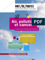 Livret Air Pollution Cancer
