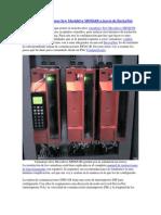Comandando variadores Sew Movidrive MDX61B a través de DeviceNe1