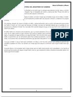 Historia Del Pandero y La Danza. PDF