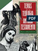 TEOLOGIA DEL ANTIGUO TESTAMENTO