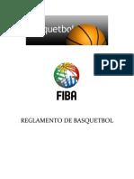 Reglamento de Basquetbol