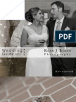 Ross J Bosse Photography | Wedding Guide