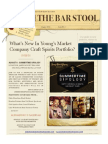 craft spirits newsletter 1