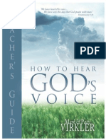 How to Hear Gods Voice t g Copy
