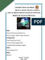 Informe de Proyecto de Circuitos Eléctricos