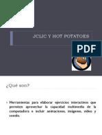 19. Jclic y Hotpotatoes