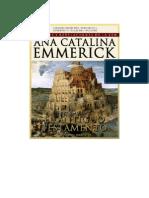 LIBROS DE ANA KATALINA EMMERICK ANTIGUO TESTAMENTO