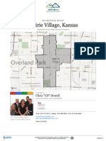 Residential Neighborhood and Real Estate Report for Prairie Village, Kansas