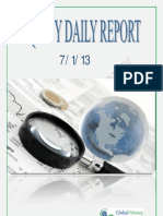 Daily Equity Report By Global Mount Money 7-1-2013