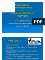 Nutraceuticals in Cancer treatment