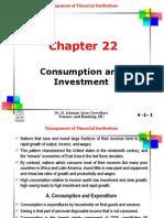 Consumption & Invest