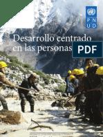 desarrollo centrado en las personas
