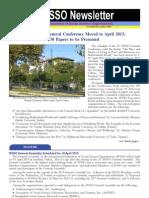 IFSSO Newsletter Oct-Dec 2012