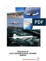 Basler BT-67 Systems Training Manual