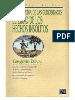 Doval Gregorio - El Libro de Los Hechos Insolitos