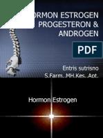 h. Estrogen Progesteron, & Androgen Bid