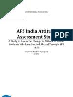 Afs India Report