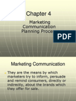 Marketing Communication Planning
