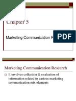 Marketing Communication Research.ppt