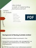 Boeing Australia Limited