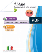 105513007 71313462 Previous Years Questions Mid Exam