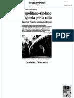 Rassegna Stampa 05.01.13