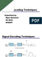SignalEncodingTechniques,Computer Networks