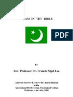 Islam in the Bible