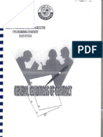 General Conditions of Contract - English