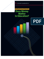 [05 01 2013] Bruce Baker [the Albert Shanker Institute] 2012_revisiting the Age-old Question, Does Money Matter in Education