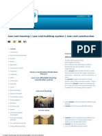 Low Cost Housing _ Low Cost Building System _ Low Cost Construction