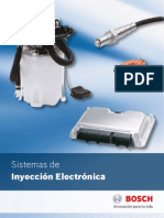 sistemas de inyección