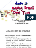 Frista _ Ppt Chapter 13 Managing Brands Over Time