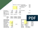 Weight Estimation of Vessels Apps xls | Volume | Sphere