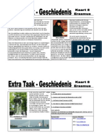 Extra Taak GS Erasmus