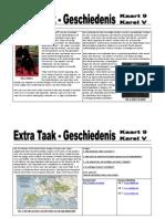 Extra Taak GS Karel V