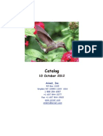 Avinet Catalog