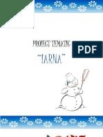 proiect tematic iarna