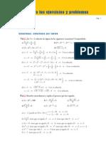 Ecuaciones Soluciones  Anaya 3ºESO