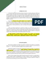 analisis del Facundo