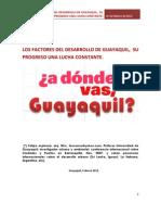 La Reconstruccion de Guayaquil