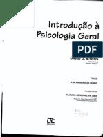 DISTÚRBIOS PSICOLÓGICOS
